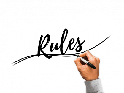 Five Simple Tips for Crafting Your Rulebook